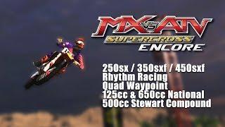 MX vs ATV Supercross Encore! - Gameplay/Walkthrough - Riding With Variety #3!