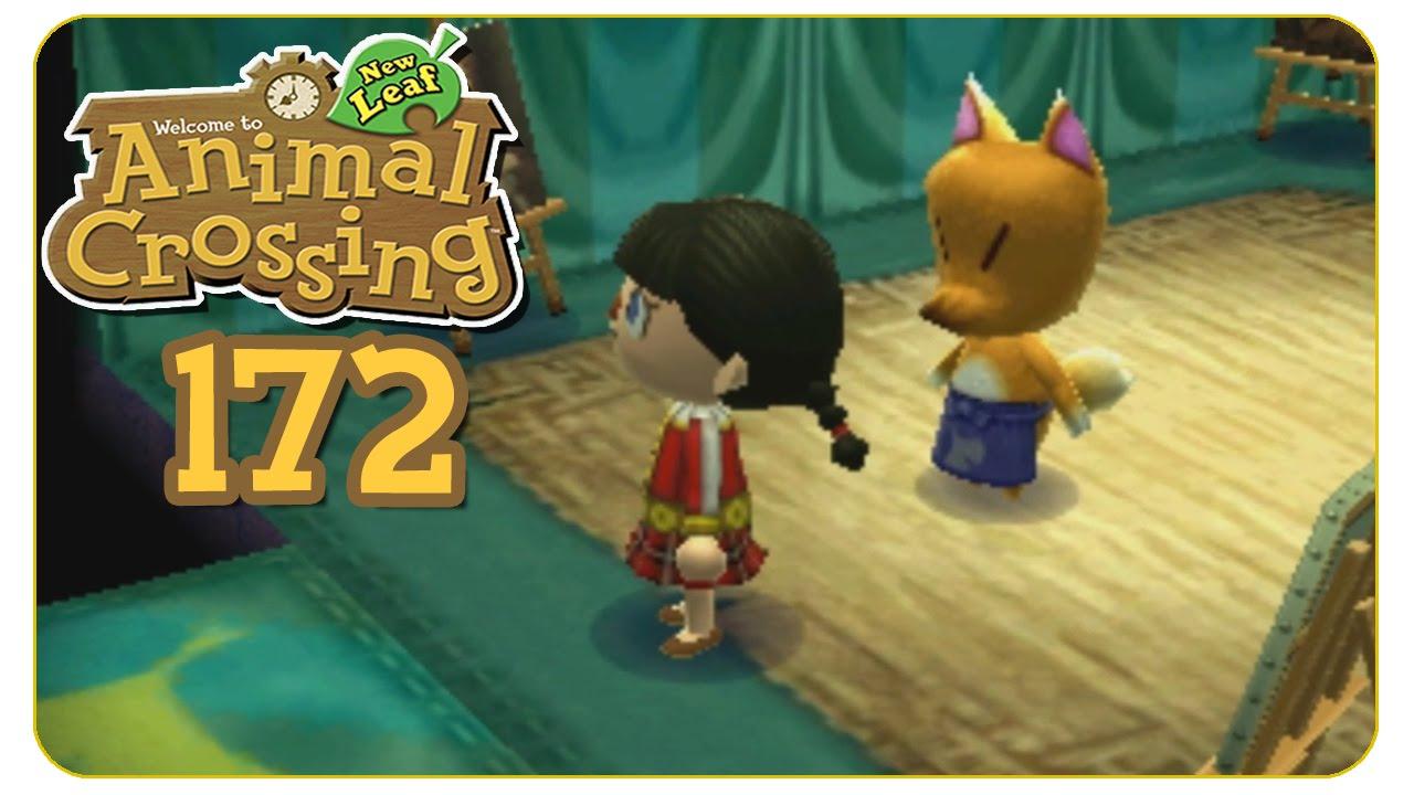 Animal Crossing New Leaf Reiner