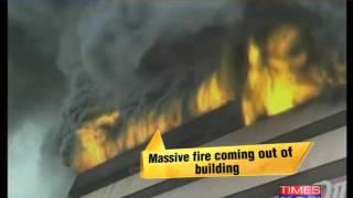 Major fire at Surat