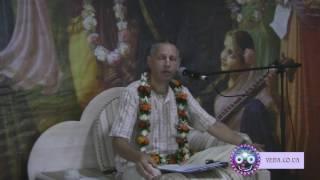 Враджендра Кумар дас - 1. Время - движущий фактор творения