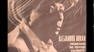 Comae Consuelo - Alejandro Durán - Triunfador del Festival Vallenato