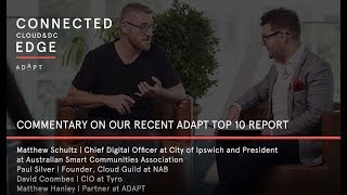ADAPT's Top Ten Technology and Business Challenges – On the Front Line