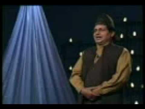 jab liya naam e nabi mein ne AZMAT ULLAH KHAN NAAT ON PTV