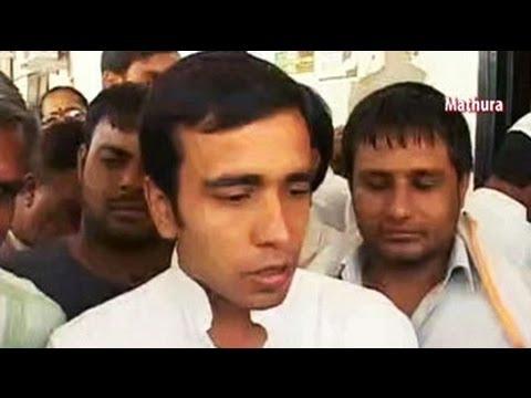 Hema Malini has helped my campaign: Rashtriya Lok Dal candidate Jayant Choudhary
