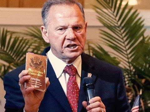 Alabama GOP Senate Candidate Is A Chrístían-Sharía-Theocrat