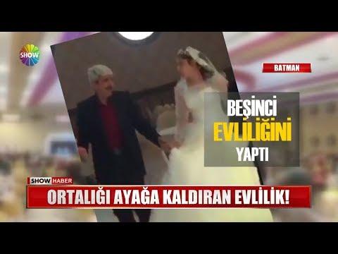 Ortalığı Ayağa Kaldıran Evlilik!