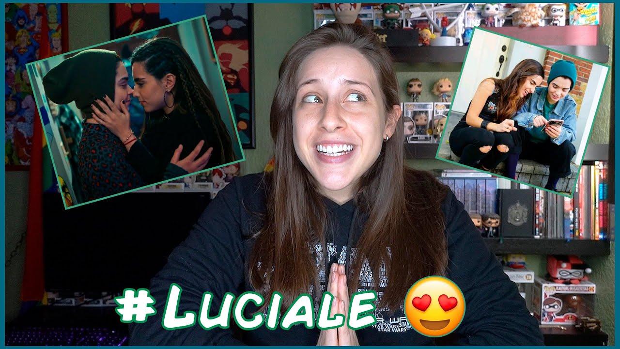 REACCIONANDO A #LUCIALE CON USTEDES