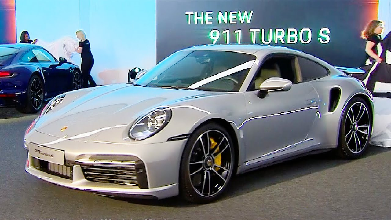 2021 Porsche 911 Turbo S 992 Full Presentation Youtube
