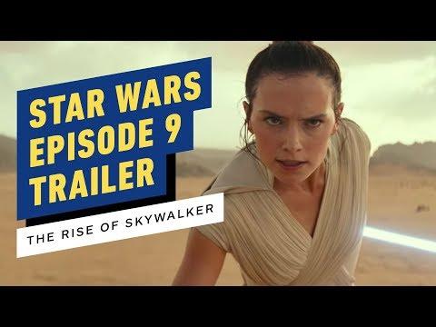 Geek Tank Radio: A KISS Original - WATCH: Star Wars Episode IX: The Official Teaser Trailer