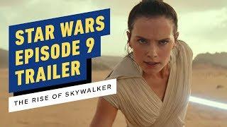 Star Wars Episode IX: The Rise of Skywalker Official Teaser Trailer (2019) Daisy Ridley, John Boyega