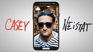 How Casey Neistat Reviews a Phone