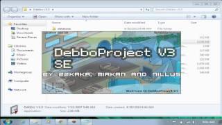 How to make a Habbo Retro [2013-Old School-Debbo v3.5]