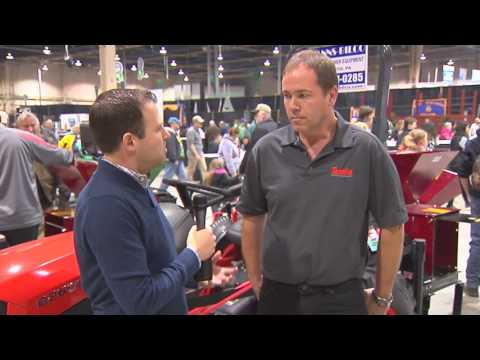 Outdoor Power Equipment Makes A Showing At Pa. Farm Show
