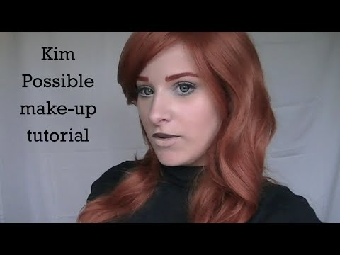 Kim possible makeup