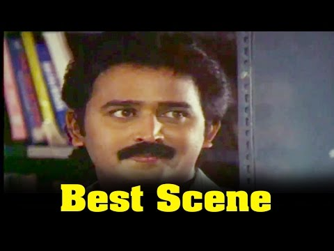 Thendral Varum Theru Movie : Ramesh Aravind, Kasturi Best Love Scene