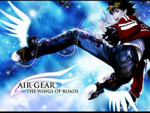 Extended Release  Overkooled Air Gear