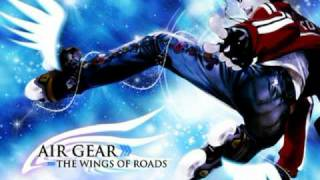 [Extended Release] - Overkooled (Air Gear)