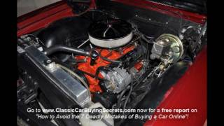 1965 Chevy Malibu SS Convertible Classic Muscle Car for Sale in MI Vanguard Motor Sales
