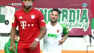 Highlight | Augsburg 2-2 Bayern