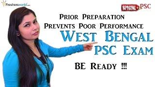 West Bengal Public Service commission - WBPSC 2016 Recruitment & Results