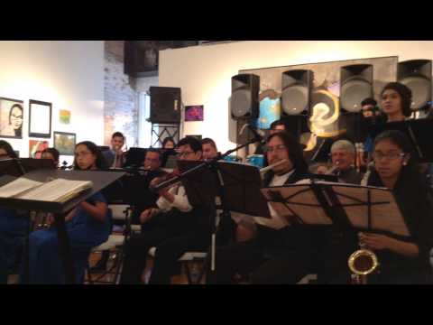 "Pomona Youth Orchestra- ""El Cóndor Pasa"" Traditional Song from Perú"