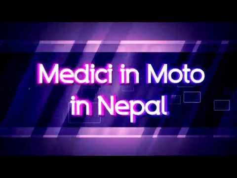 Presentazione Medici in moto in Nepal