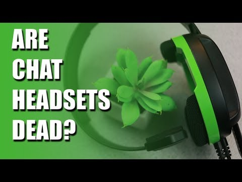 Are Chat Headsets Dead? | Turtle Beach Recon Review