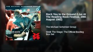 Rock You to the Ground (Live At The Reading Rock Festival, 29th August 1982)