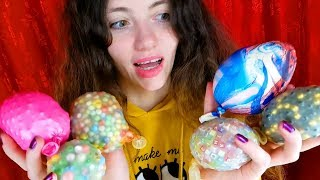 Bead Stress Balls DIY - How To Make Squishy Ball With Beads