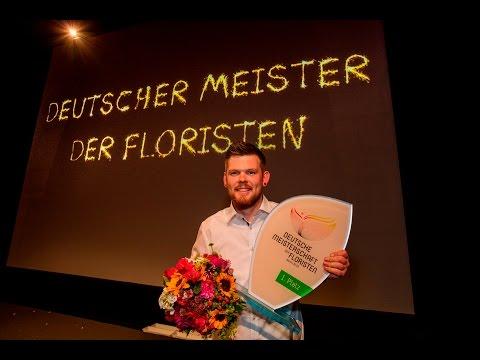 Deutsche Meisterschaft der Floristen 2016