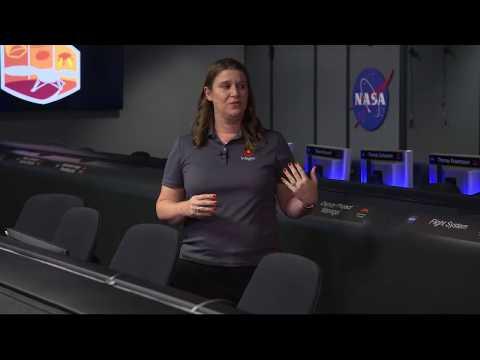 NASA Previews InSight Mars Landing