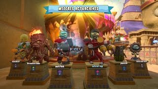 Vídeo Plants vs. Zombies: Garden Warfare