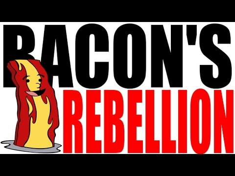 Bacon's Rebellion Explained: US History Review