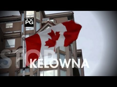 ✈Kelowna, B.C. Canada  ►Vacation Travel Guide