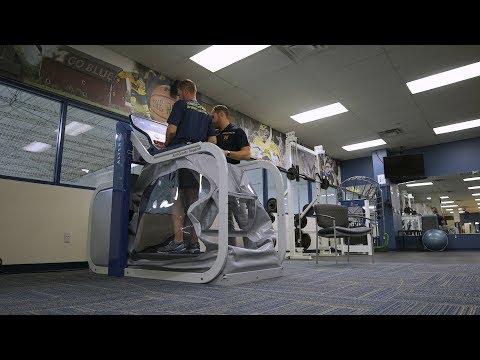 Anti-Gravity Training at Michigan Medicine
