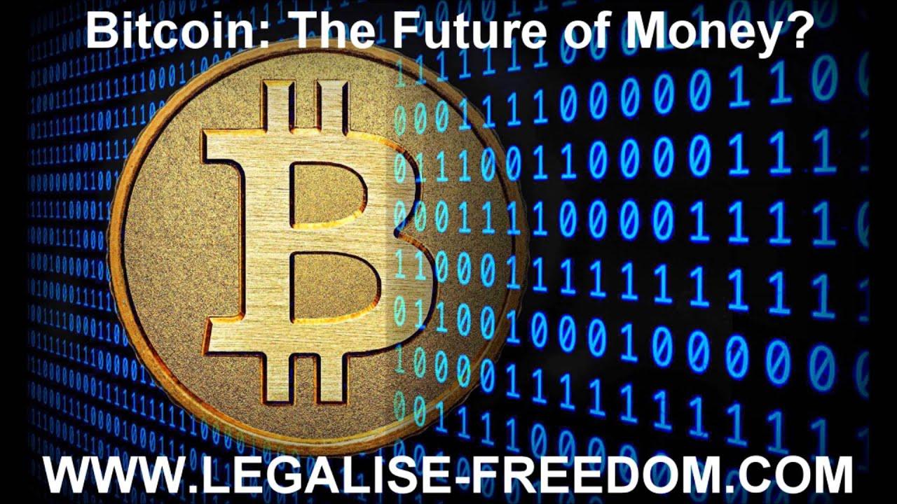 bitcoin a pénz jövője dominic frisby