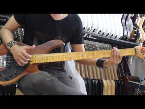 Belajar Gitar Bass Gampang dipahami - dari dasar sampai bisa improv