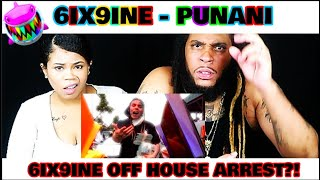 6IX9INE - PUNANI (Official Music Video) | Reaction