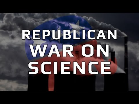 House Leadership Escalates The GOP's War On Science - The Ring Of Fire
