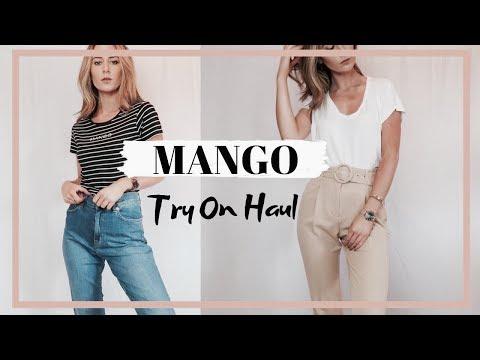 Mango Try On Haul | http://bit.ly/2GPkyb3