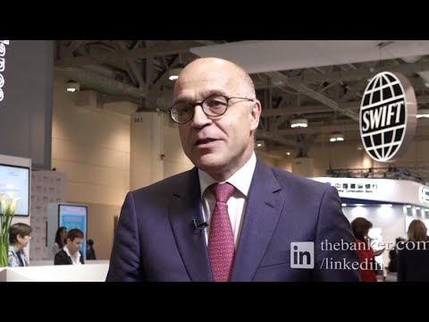 Alain Raes, head of Asia Pacific and EMEA, Swift - View from Sibos 2017
