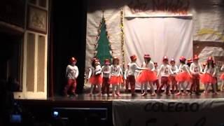 """1º B.-  """"Navidad Rock"""""""