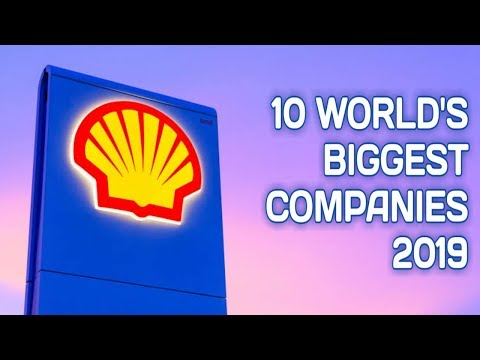 Top 10 Biggest Companies In The World 2019
