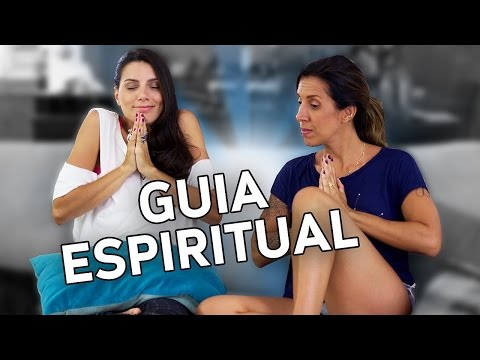 Como descobri meu guia espiritual! (com Luana Ferreira)   Tá Tudo Bem