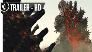 Shin Godzilla (Godzilla Resurgence) Official Trailer #1 (2016) -- Regal Cinemas [HD]