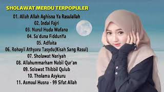 Download lagu SHOLAWAT  HITS TERPOPULER MERDU Full Mp3 terbaru 2020