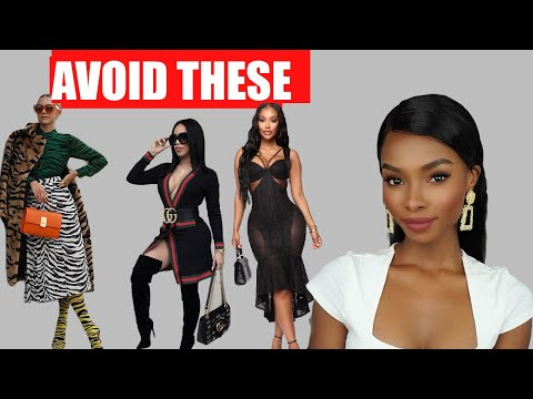 6 Fashion Mistake Elegant Ladies Always Avoid Making