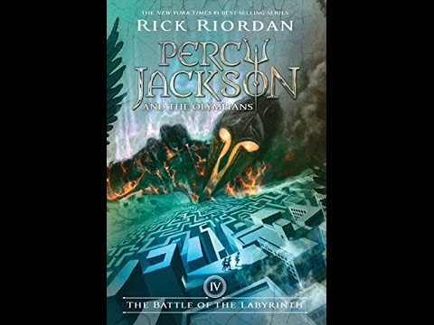Percy Jackson & The Olympians Books Pdf
