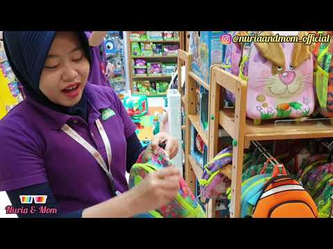 SHOPPING CHILDREN'S STUFF @ELC Mothercare - Mall Kelapa Gading