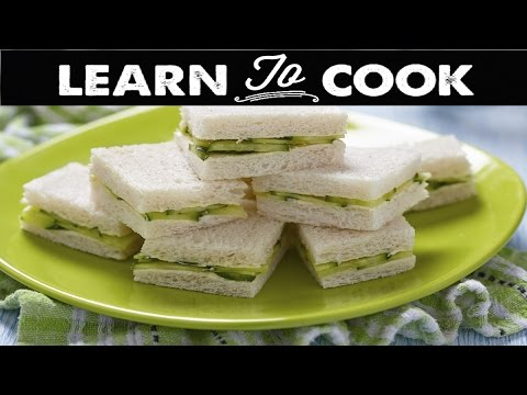 How to Make a Refreshing Cucumber Sandwich
